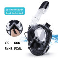 Seaview 180 Snorkel H2o Ninja Full Face Mask