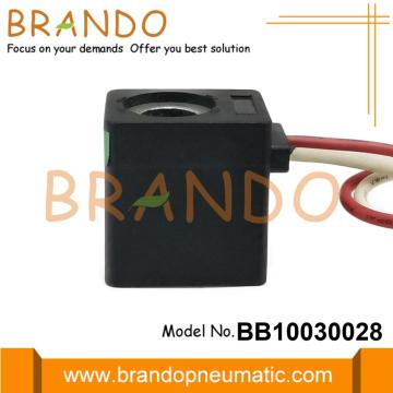 EVI 7/10 Wire Lead Solenoid Coil 24VDC 220VAC