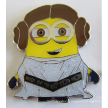Metal Lapel Pin for Kids′ Souvenir in Minions Character (badge-192)