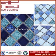 mosaico cerâmico para a telha decorativa da piscina e a telha de mosaico