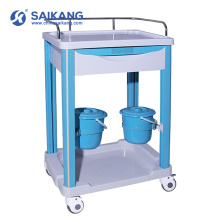 SKR010-CT04 Clinical Treatment Trolley For Hospital