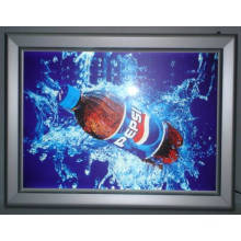 Thin Lightbox with Full Color LED Display as LED Billboard