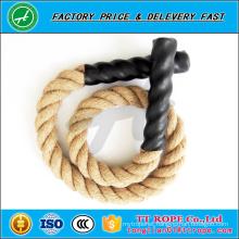 Sisal gym battle rope for gym training