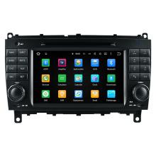 Hla 8812 Android 5.1 7 polegadas Digital Screen Car DVD Player para Ben Z Clk / Cls / C