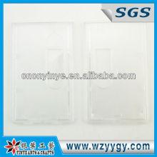 Titulaire de carte en plastique ABS de l'usine