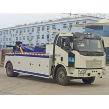 Reboque resistente hidráulico 30T do tráfego de FAW