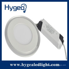 Taiwan Epistar / Bridgelux Chips Haute qualité 12W Dimmable LED Panel Light