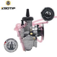 KOS KSR 28mm Motorrad Vergaser Evolution Kit EVO Quad Vergaser KSR 28mm 30mm 32mm 34mm Vergaser Für 200cc 250cc Moto Vergaser