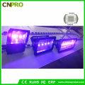 Special Effects 100W UV LED Flood Light IP65 for Curing Blacklight Fishing Aquarium Glow