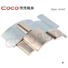 Gebogene Magnete (SGS, Rosch, ISO9001 genehmigt)