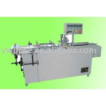 Semi-automatic Transparent Film 3D Packaging Machine