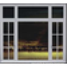 Heißer Verkauf / konkurrenzfähiger Preis / Qualität / bester hölzerner Schaukelfenster Doppeltes Glasfensterpreis Aluminiumfenster