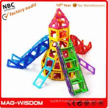 Les meilleurs jouets magnétiques de mag