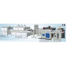 Máquina de impressão de tela automático cheio