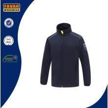 OEM 2016 High Quality in Plain benutzerdefinierte Großhandel Marine Baumwolle-Polar-Fleece-Jacke