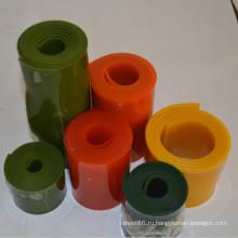 Химическая стойкость полиуретана пластичная доска PU разных цветов