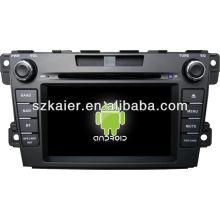 reproductor de DVD para coche para el sistema Android Mazda CX-7