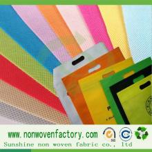 Reusable Spunbond Nonwoven for Nonwoven Small Gift Bags