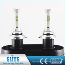 Jogo da conversão dos bulbos do farol do diodo emissor de luz do R4 9005 H10 HB3 com 4800 lúmen 6000K 30W para o farol do carro