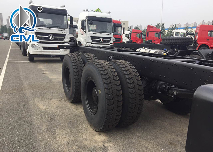 Beiben 6x4 Chassis 14