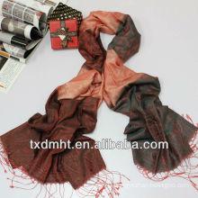 Jacquard shawl HTC315-1