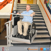 best home inclined platform wheel chair stairlift china
