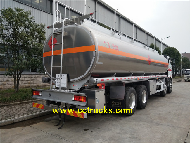 FAW 32000L Oil Refueling Trucks