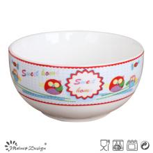Ceramic Porcelain Cheap Decal Bowl