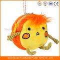 Monederos de la moneda de Emoji animal del bolso de la felpa al por mayor para los niños