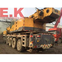 XCMG 100ton Hydraulic Mobile Truck Crane Lifting Equipment (QY100K)