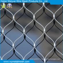 Corde de fil d'acier inoxydable pour la décoration