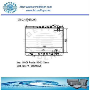 Автоматический радиатор