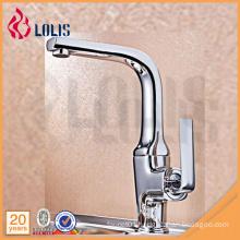 China supplier chrome brass single handle old fashion kitchen taps