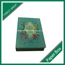 Colourful Printed Paper Tea Packing Box Wholesale