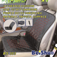 Novo Produto Vibração Massagem Aquecida Car Cushion