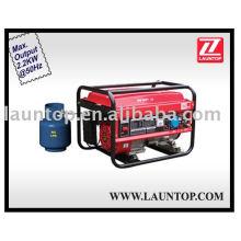 2.5kw gas generator