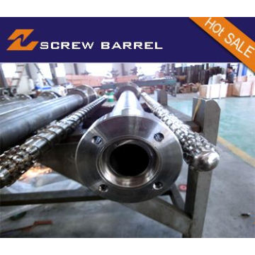 Screw Barrel for Extruder Machine PE Film Extrusion