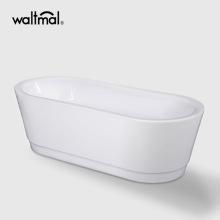 Дизайнерская овальная подставка для ванны