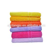 conjuntos de toalha de banho de microfibra 440 gsm à venda