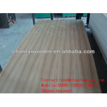 Teak decorative plywood for middle east
