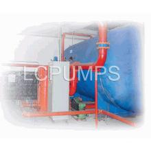 Оборудование для пожаротушения и вентиляции воздуха серии QLC Air-Ejecting