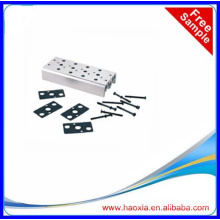 Electroválvula de aire con electroválvula de distribuidor 3 vías