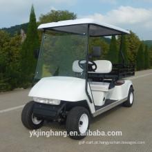carro elétrico da carga do golfe do alimento 3kw para o transporte