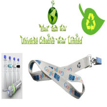 Sublimation Printed Eco Friendly Lanyards