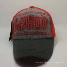 Mode-Baseballmütze gestrickte Mütze