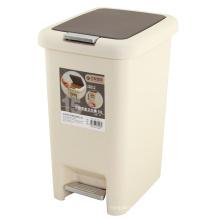 Plastic Slow Down Close Waste Bin (FF-1017)