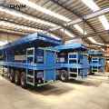 3Axles Container Truck Trailer