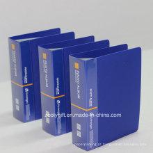 Personalizar a impressão do logotipo 60 Pockets Plastic PP Photo Albums