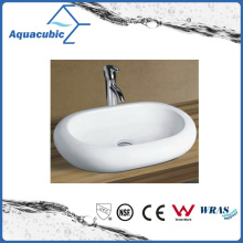 Ceramic Cabinet Art Basin and Vanity Top Hand Washing Sink (ACB8032)