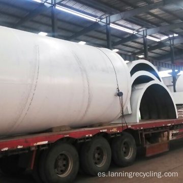 Lanning Pet Bottle Recycling